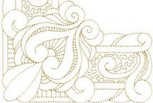 ⨳ Embroidery ⨳ CHARTS AND TUTS / Library of needlepoint stitches and designs
