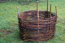 ➰ Basket Weaving / by 'Wanda Lee