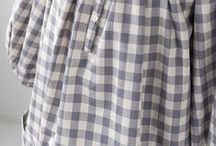 Gingham and Co / Plaid, gingham, tartan - checkered patterns assorted