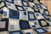 *Recycling* SCRAP QUILTS / Big and cuddly  projects.  Prolonging usefulness of fabrics.