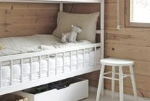 Kids room decor / Simple and comfortable living