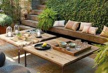 Gardens & Terraces / A área externa é sempre a melhor da casa...