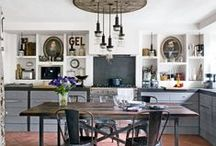 Home Ideas - Kitchen / Scrapbook of ideas for new house.