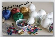 ❆Christmas❆ CRAFTS / Small things to boost my holiday spirit