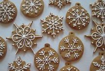 ❆Christmas❆ SWEETS / Sweet and fun recipes for family table and presents