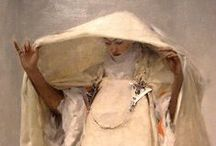 Art : Sargent, John Singer (1856-1925) / by Cally