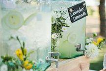 Bar & Drink Ideas