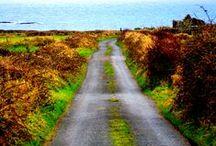 Roads leading home.