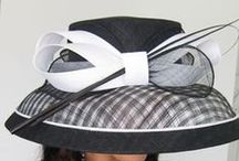 HATS / Pretty and original millinery creations