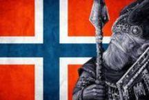 Norwegian Vikings.