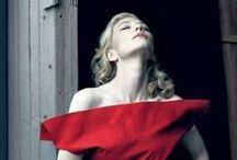 Personality. Cate Blanchett