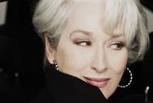Personality. Meryl Streep