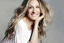 Personality. Sarah Jessica Parker