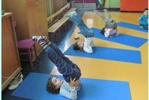 SPORT YOGA MEDITATION KIDS