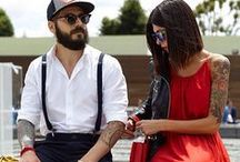 FASHION COUPLE / Street style