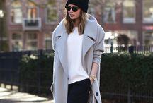Shooting - streetstyle / Idées de tenues street hiver femme pour votre shooting photo d'automne