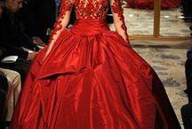 Tafetta skirt fashion