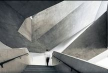 Arquitectura en Hormigón / by ArchDaily Español