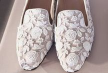 Wedding Shoes / Sexy, decadent and not your typical wedding shoes.