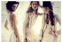 The White Wedding Dress / My very favorite white contemporary wedding dresses
