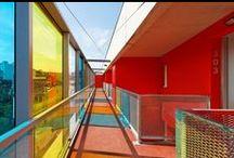 Colores en la Arquitectura / by ArchDaily Español