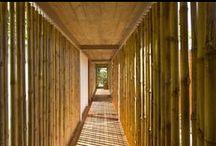 Arquitectura en Bambú / by ArchDaily Español