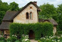 大 FrencϦ ɠαrɗeηs 大 / French gardens, big and small. See also ''Formal gardens', 'Distinct gardens' and 'Garish gardens' / by ✿⊱ ᎷᎯᏒᎥᏖᏕᎯ'Ꮥ ᎶᎯᏒᎠᎬN ⊰✿