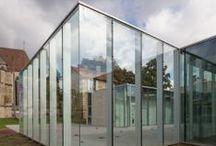 Arquitectura de Vidrio / by ArchDaily Español