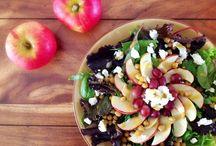The Salad Bar / Vegetarian and vegan salads