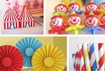 Party Ideas - Boys / Ideas and inspiration for hosting a themed birthday party for boys.