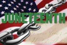 Juneteenth: Black History Moments / Dating back to 1865, it was on June 19th that the Union soldiers, led by Major General Gordon Granger, landed at Galveston, Texas with news that the Civil War had ended and that the enslaved were now free -- two and a half years AFTER President Lincoln's Emancipation Proclamation from January 1, 1863. (Pins here are about Juneteenth celebrations and/or interesting black history moments.)