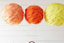 Craft Projects / DIY craft ideas.