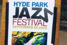 "Hyde Park Jazz Fest 2010 - 2014 / I became an ""Accidental Jazz Fan"" (http://culturecoast.org/stories/stories-archived/accidental-jazz-fan/) a few years ago, and I volunteered to write and regularly be a greeter for HyPa. These were some of the entries I wrote while being a volunteer."