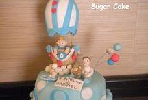cake design / torte in pasta di zucchero