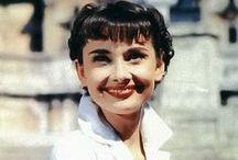 Audrey Hepburn / My Huckleberry Friend ♥