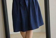 Les jupes des filles