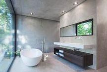 Interiores: Baños / En esta selección podrás encontrar inspiración para crear o renovar tu baño. / by ArchDaily Español