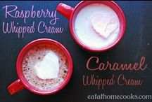 Valentine's Day Ideas / Truwhip has pinned a bunch of great ideas to inspire you for  Valentine's Day. Be sure to use all natural truwhip in recipes calling for other whipped toppings, or whipped cream. Find a store near you at http://truwhip.com/storefinder/