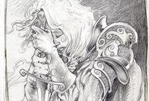 Eowyn / Illustrazioni