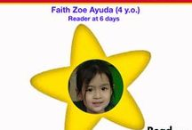 Star Instant Readers / Members and Graduates of Instant Reader Programs