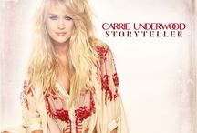Carrie Underwood / My inspiration. My idol. My role model. My life. She is so amazing. I love her so much and I am her biggest fan!