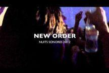 NEW ORDER / LA SUCRIERE // NS 2012