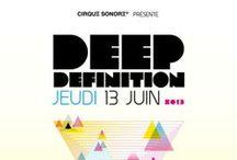 DEEP DEFINITION / All night long ⓃICO