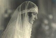 Vintage Wedding Gowns / Favorite Vintage Wedding Gowns