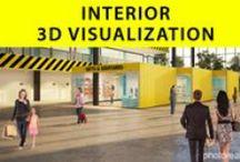 Визуализация интерьера. Photoreal3d
