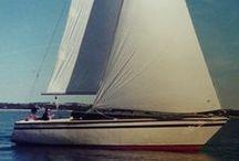 Sejlbåde