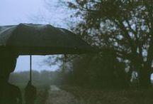 rain, fog & stormy days