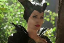 Maleficent / The awesome movie starring Angelina Jolie and Elle Fanning.