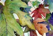 Art Topic for Exam 2015 - Leaves