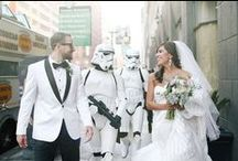 Star Wars Düğünü / Star Wars Wedding / Güç sizinle olsun! / May the force be with you!